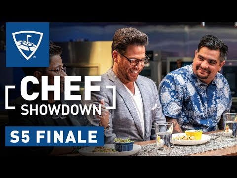 Chef Showdown | Season 5 Finale | Topgolf