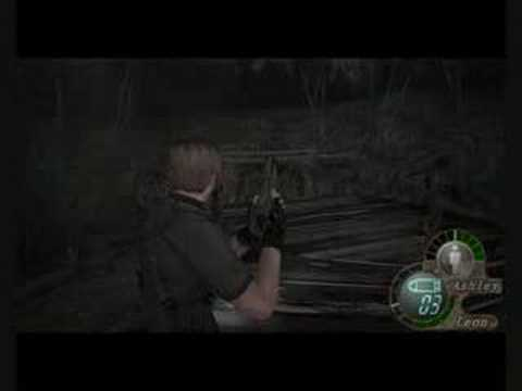 Resident evil 4 walkthrough part 10 chainsaw sisters - YouTube