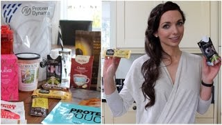 My Current Favourite Healthy Products, Food & Brands!