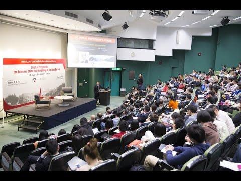 UC Rusal President's Forum : Mr Ronnie C Chan (13 Nov 2014)