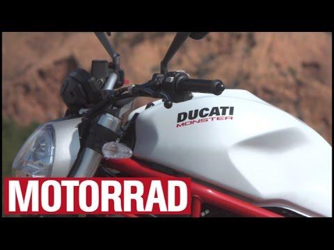 Ducati Monster 797 (2017): Präsentation