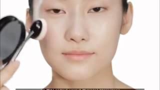korean beauty secret vdl mule ultimate cover palette x curve brush set