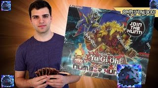 Best Yugioh Number Hunters 1st Edition Box Opening! ..What a Crazy Box!.. OH BABY!!