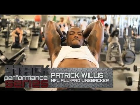 STACK Performance Series: How to Build Tackling Power With Patrick Willis