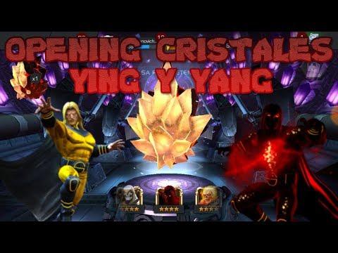 OPENING CRISTALES YING Y YANG | Marvel Batalla de Superhéroes