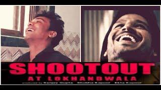 Shoot Out At Lokhandwala Climax Scene | Sanjay Dutt , Vivek Oberoi & Arbaaz Khan | AaiBa STyle