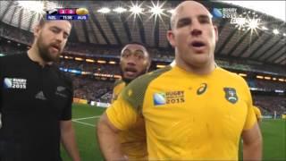 Rugby Weltmeisterschaft 2015 Finale:  Neuseeland - Australien