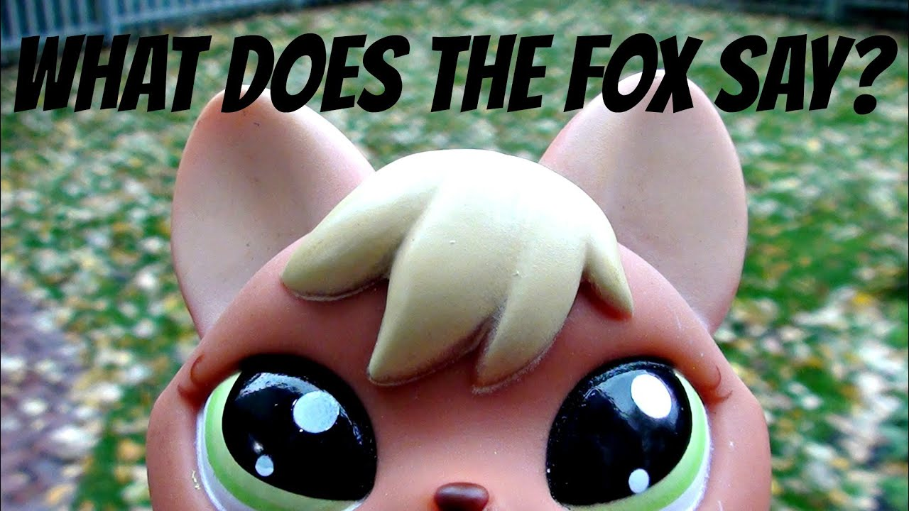 LPS MV: WHAT DOES THE FOX SAY? - YouTube - photo#44