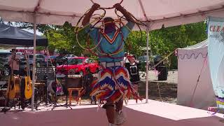 Lakota Hoop Dance
