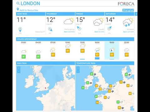 LocalWeather - Foreca