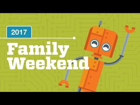 Harvey Mudd Family Weekend 2017