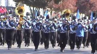 Madera High School @ 2000 Central California Band Review