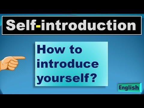 Self Introduction | How To Introduce Yourself? | अपना परिचय कैसे दे?