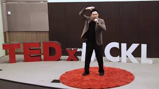You Must Be Joking | Douglas Lim | TEDxMCKL