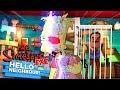 Minecraft HELLO NEIGHBOR - THE BEGINNING OF BART SIMPSON.EXE!!!! - Donut the Dog