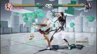 Tekken 7: Majin vs TheEpicBammer (Lucky Chloe vs Masterraven)