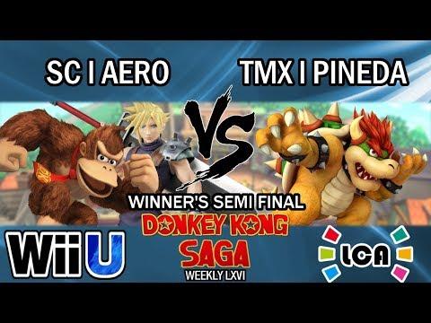 LCA Weekly 66 Singles - Aero vs Pineda - [W] Semi Final