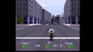 Gambar cover Road Rash PlayStation PS1 Gameplay