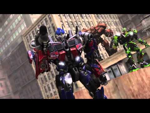 Transformers Dark of the Moon - Multiplayer Reveal Trailer