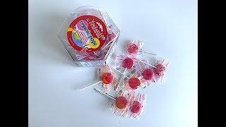 IHERB: YumEarth, Organic Lollipops (Органические леденцы на палочке) - Видео обзор