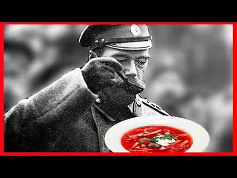 Что ели Российские императоры? Меню для монархов. (Продолжение)