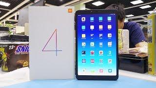 Xiaomi Mi Pad 4 / UNBOXING & REVIEW