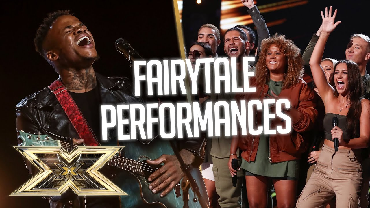 The X Factor's Fairytale Performances | The X Factor UK