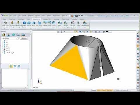Tutorial Inventor Dibujo Caldereria Wmv Doovi
