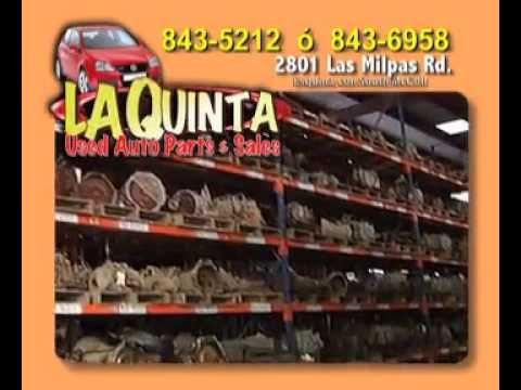 La Quinta Auto Parts >> La Quinta Used Auto Parts Youtube