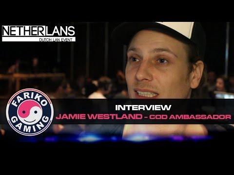 [CODeSports] Interview @JamieWestland - Ambassadeur voor Call of Duty Benelux