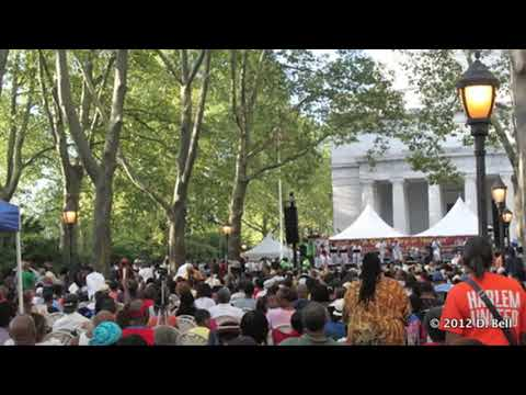 "2012 ""Harlem Day Festival Celebration"""