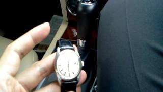 short video review on my vintage rolex datejust 1601 manufactured in 1960