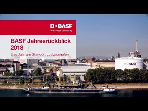 BASF Jahresrückblick 2018: Das Jahr am Standort Ludwigshafen