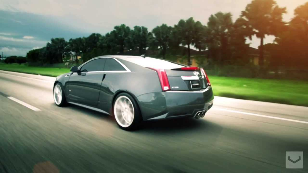 "2013 Cadillac Cts Coupe >> Cadillac CTS-V | ""650hp Coupe"" 