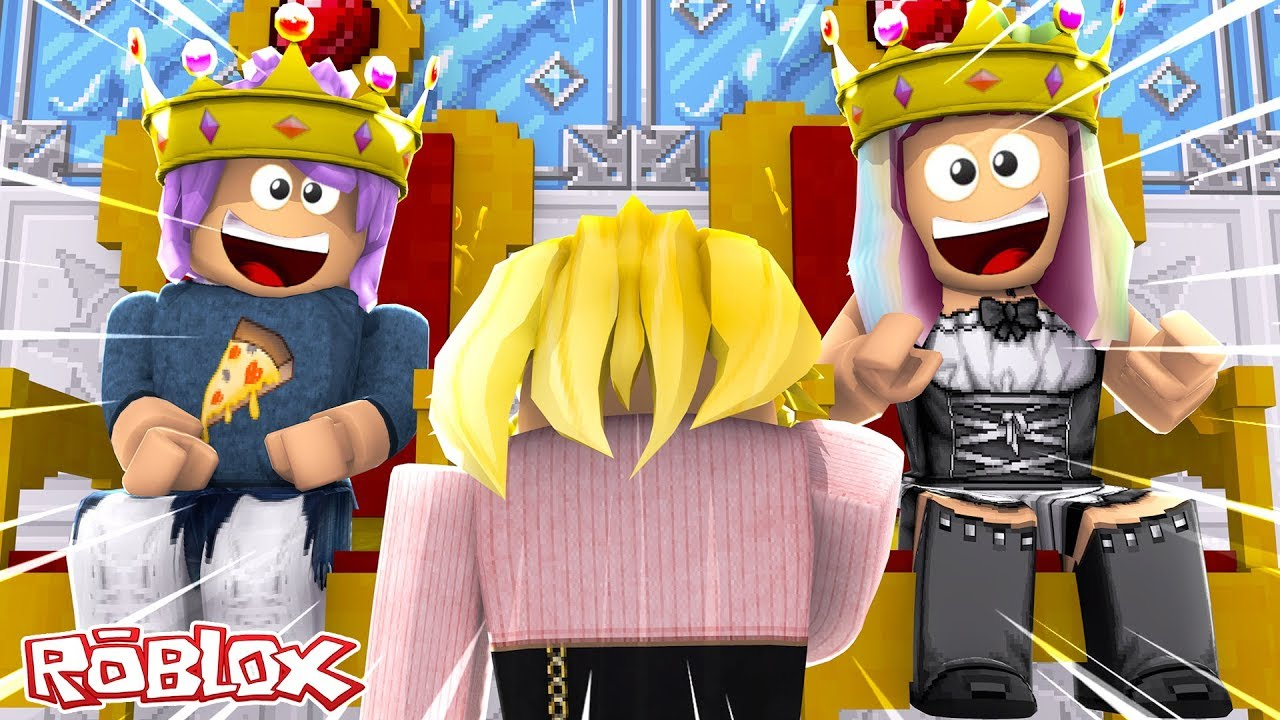 Our Servant Made Us Prom Queen King Roblox Royale High W