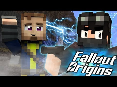 SHOCK THERAPY! Minecraft FALLOUT ORIGINS #18 ( Minecraft Roleplay SMP ) thumbnail