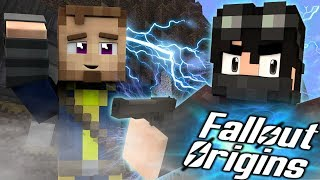 SHOCK THERAPY! Minecraft FALLOUT ORIGINS #18 ( Minecraft Roleplay SMP )
