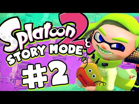 Splatoon 2 - Part 2 - ROLL OUT THE CARPET!