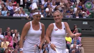 Williams Williams vs Shvedova Babos Doubles Final Highlights