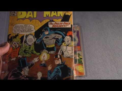 Comic Book Haul #1 Silver Age, Bronze Age and Modern Age
