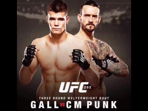 UFC 203: CM Punk + Vancouver + more