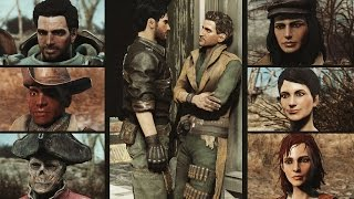 Fallout 4 Breaking up Getting back together all romances