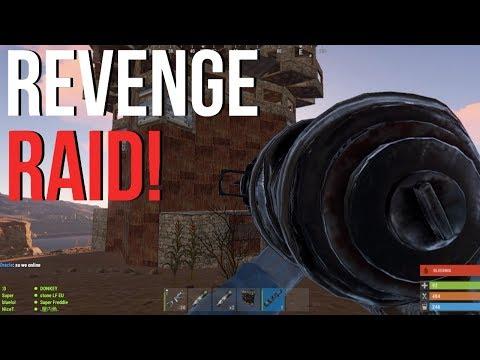 The Revenge Raid | Rust (Part 1/3) thumbnail