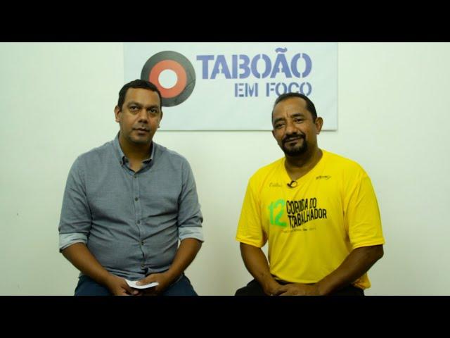 Cido fala sobre a 14ª edição da Corrida do Trabalhador de Taboão da Serra