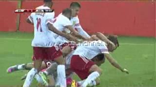 Partizani ngjitet në krye; Tirana-Flamurtari ndahen në paqe - Top Channel Albania - News - Lajme