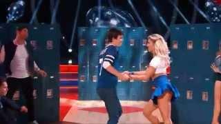 Emma & Hayes Grier - Week 1 Cha Cha