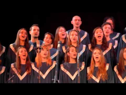 I open my mouth to the Lord - Sofia Gospel Choir