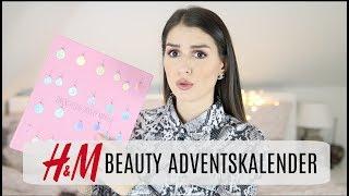 Strange 🤔 ... H&M BEAUTY Adventskalender 2018