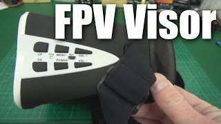 Review: Kylin Vision FPV visor from KDS