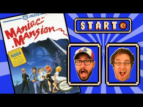 Maniac Mansion sur NES Mp3
